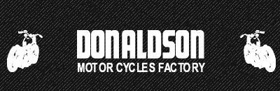 DONALDSON / ドナルドソン