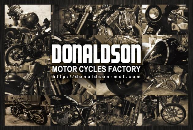 ドナルドソンのフライヤー表